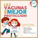 Las Vacunas Mi Mejor Protección
